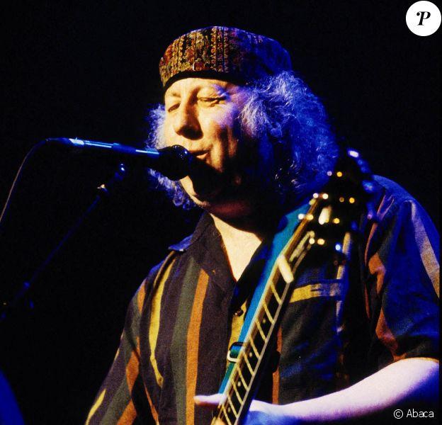 Le guitariste Peter Green, co-fondateur du groupe Fleetwood Mac, est mort samedi 25 juillet à l'âge de 73 ans.