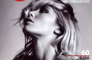 La magnifique Elena  Santarelli de