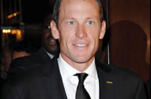 Lance Armstrong est très fier de son adorable fils... il est trop mignon !