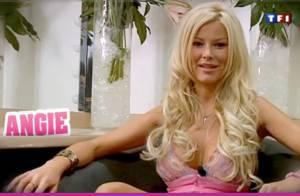 Secret Story 3 : Angie confie qu'elle va se marier avec Romain... dans deux mois ! Regardez !