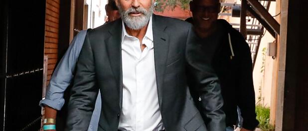 Affaire Epstein : George Clooney, un des amants de Ghislaine Maxwell ?