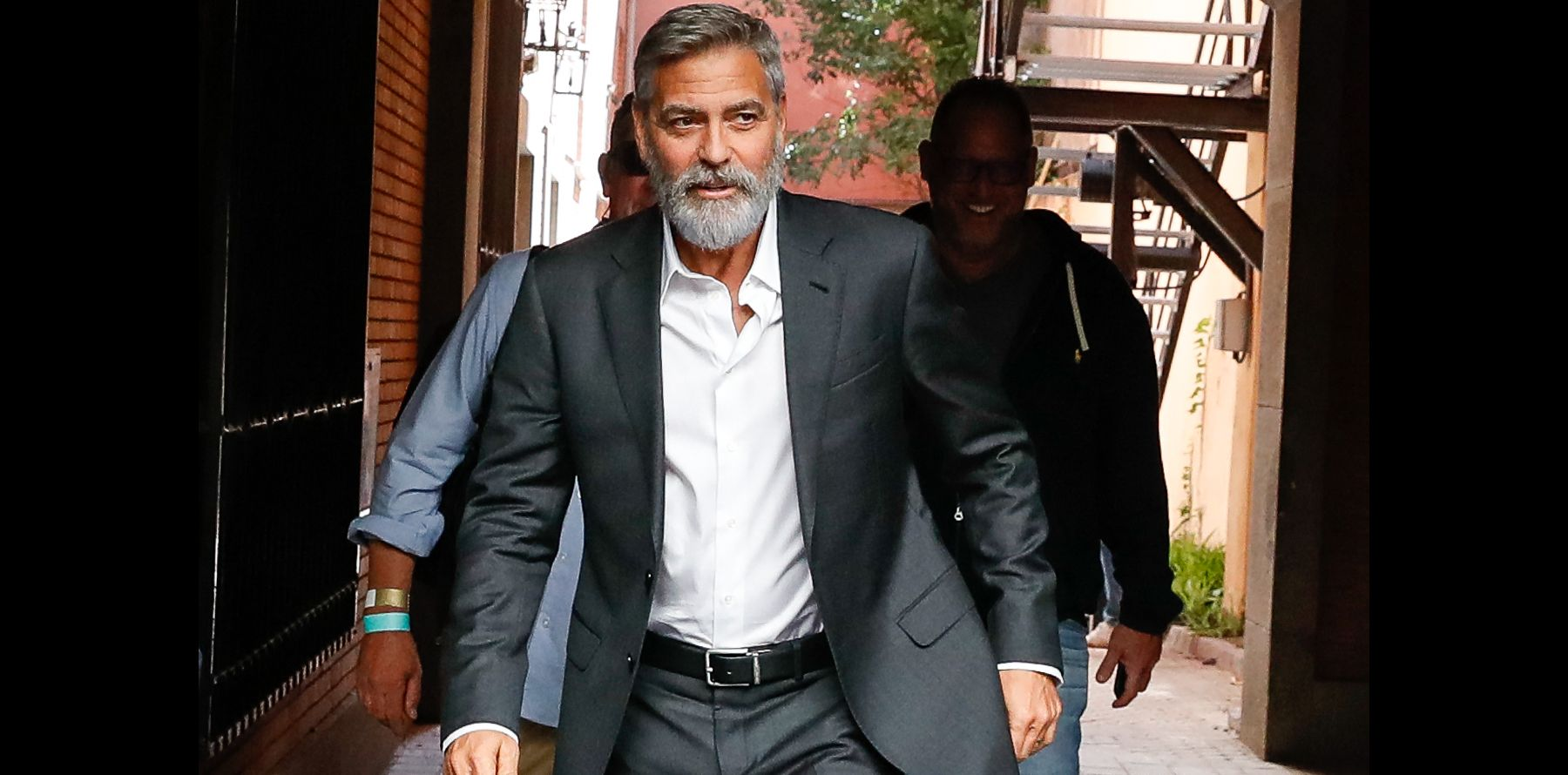 Affaire Epstein : Geor...