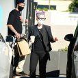 Exclusif - Kelly Osbourne à Los Angeles, le 9 août 2020.