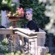 Exclusif - Kelly Osbourne à Los Angeles, le 4 août 2020.