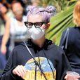 Exclusif - Kelly Osbourne à Los Angeles, le 8 août 2020.