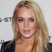 Lindsay Lohan : Elle fait sa star... au défilé G-Star !