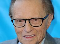 """Larry King : """"Le coeur brisé"""", il crie sa douleur après la mort de ses enfants"""