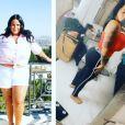Sarah Fraisou amincie de 32 kilos grâce à la pose d'un ballon gastrique - Instagram