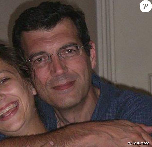 Xavier Dupont de Ligonnès et sa fille Anne.