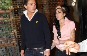 Amy Winehouse : Surprise main dans la main avec un nouveau chéri... après une bagarre !