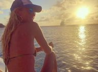 Laeticia Hallyday : Sublime en bikini à St-Barth', elle dévoile un tatouage