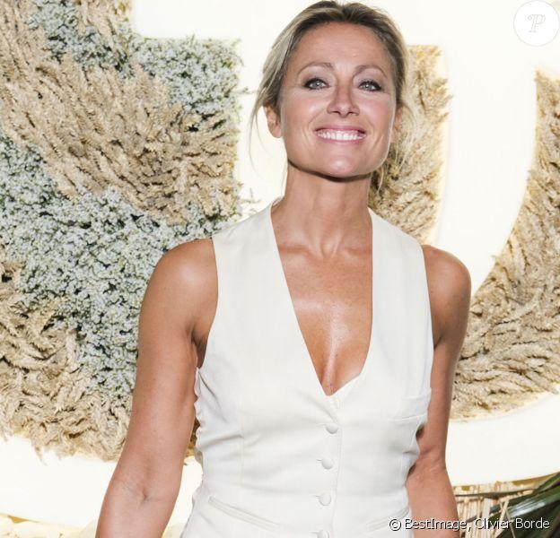 Anne-Sophie Lapix - Photocall de la soirée de gala à l'Opéra Garnier pour l'ouverture de la saison de danse 2019/2020 à Paris. © Olivier Borde/Bestimage
