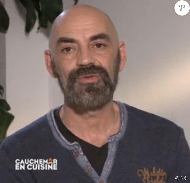 """Thierry et Amanda, patrons du """"Crazy Frog"""", ont fait appel à Philippe Etchebest dans """"Cauchemar en cuisine"""" sur M6 en septembre 2020."""
