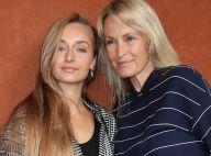 David Hallyday et Estelle Lefébure réunis à Paris pour l'anniversaire d'Emma