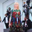 Cate Blanchett - Red carpet de la cérémonie de clôture de la 77ème édition du Festival international du film de Venise, la Mostra. Le 12 septembre 2020