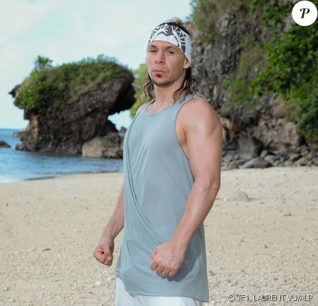 "Bertrand Kamal, candidat de ""Koh-Lanta, Les 4 Terres"", photo officielle"