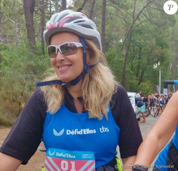 Valérie Trierweiler a dévoilé les coulisses de sa participation au Défi d'Elles, à Arcachon