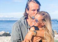 Lucas Pouille bientôt papa: sa sublime Clémence enceinte, un an après le mariage