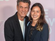 Marc Lavoine et Line Papin : Première sortie des jeunes mariés complices
