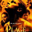 """Léonardo DiCaprio, Virginie Ledoyen et Guillaume Canet dans le film """"La Plage"""", de Danny Boyle. 2000."""