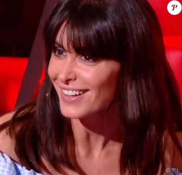 """Jenifer lors de la demi-finale de """"The Voice Kids 2020"""", TF1"""