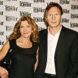 Natasha Richardson et Liam Neeson à New York le 10 octobre 2007.