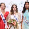 Anastasia Salvi est élue Miss Franche-Comté 2020