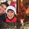 """Pierre et Frédérique de """"L'amour est dans le pré"""" fêtent Noël, le 25 décembre 2019"""