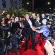 Jean Dujardin - Cérémonie de clôture de la 1ère édition du Festival Ciné Roman à Nice. Le 26 octobre 2019 © Norbert Scanella / Panoramic / Bestimage