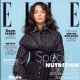 Vincent Cassel approuve la couverture du nouveau numéro du magazine Elle, avec sa fille Deva Cassel.