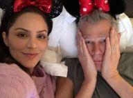 Katharine McPhee : Enceinte à 36 ans de son mari David Foster, 70 ans
