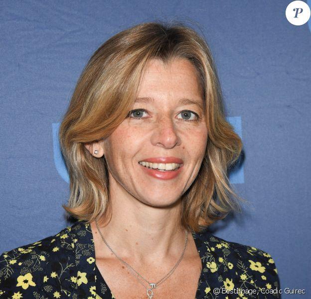 Exclusif - Wendy Bouchard - Conférence de rentrée de la radio Europe 1 à Paris © Coadic Guirec/Bestimage