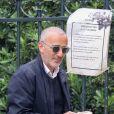 Elie Semoun - Hommage à Guy Bedos en l'église de Saint-Germain-des-Prés à Paris le 4 juin 2020.
