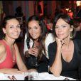 Adeline Blondieau et Mathilda May au Festival International du Film de Tunis. 27/09/09