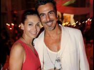 Adeline Blondieau et son fiancé Laurent : un magnifique couple ! C'est tout !