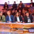 """Amir invité de """"Touche pas à mon poste"""" jeudi 15 octobre 2020 - c8"""