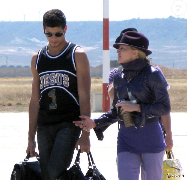 Madonna et Jesus Luz