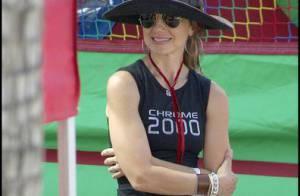 Justine Bateman : L'actrice de Desperate Housewives a des problèmes de look... Heureusement sa fille est là !