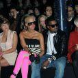Amber Rose et Kanye West