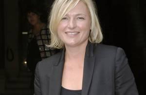 Anne-Elisabeth Lemoine : Elle se prend une vitre de plein fouet dans les couloirs d'NRJ... en faisant la maline !