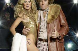 Sexy, funny, must-see : les photos hot de Heidi Klum et Will Ferrell...