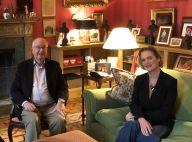 """Albert II rencontre enfin sa fille Delphine : le """"temps du pardon"""" est venu"""