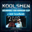 Kool Shen feat. Salif,  C'est bouillant  (clip)