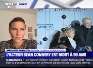 """Sean Connery : Sa """"très belle mort"""" racontée par sa petite-fille Stéphanie de Renouvin"""