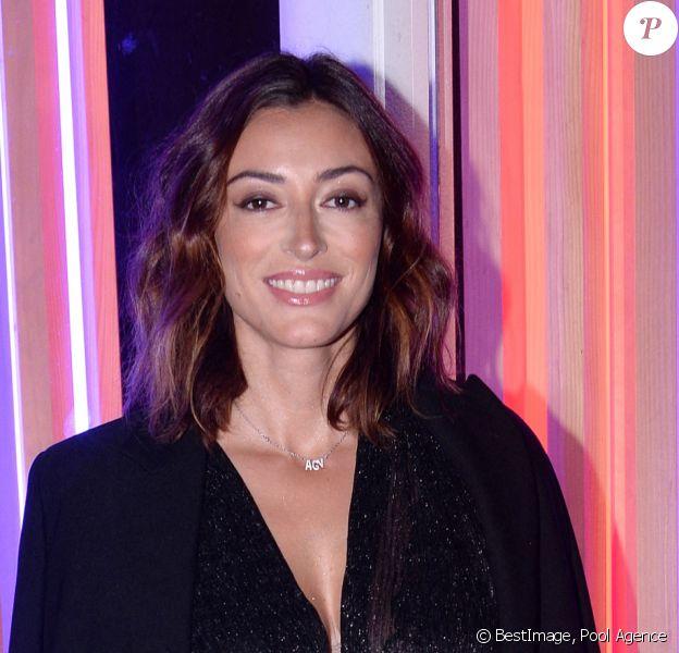 Exclusif - Rachel Legrain-Trapani - Photocall en marge du défilé Etam Live Show 2020 à Paris. © Pool Agence Bestimage