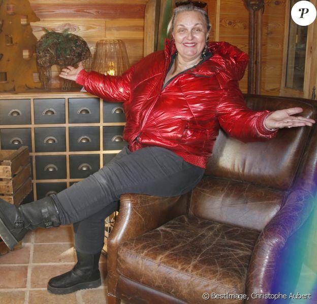Valérie Damidot lors du troisième jour de la 23ème édition du festival international du film de comédie l'Alpe d'Huez, Isère, France © Christophe Aubert via Bestimage