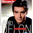 """Hors série de """"France Dimanche"""" à l'occasion des 85 ans d'Alain Delon."""