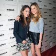 Roxy Olin et Whitney Port à Melrose Place pour la soirée de lancement de la ligne de vêtements de Lauren Conrad
