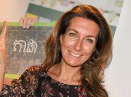 Anne-Claire Coudray, maman peu présente le week-end : confidences sur sa fille Amalia