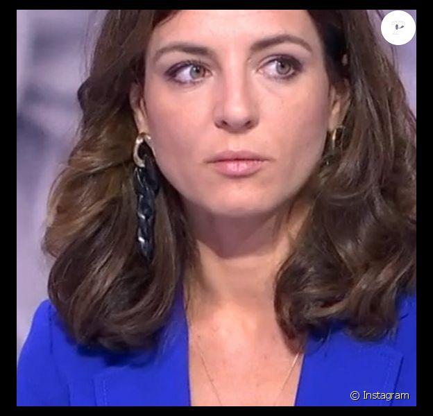 Coralie Dubost (femme du Ministre de la Santé, Olivier Véran) sur Instagram.